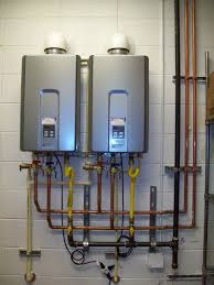 Plumbing services - water heaters